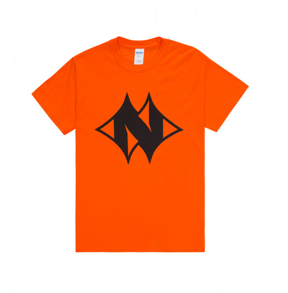 "Nitro T-Shirt ""Hero"" Orange"