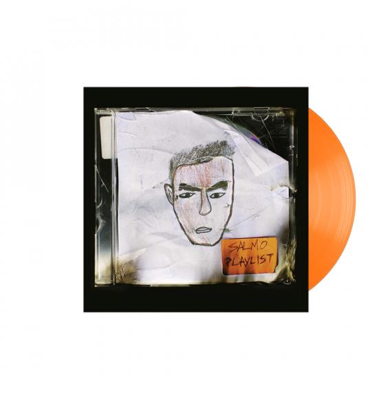 """Salmo """"Playlist"""" Vinyl Edition"""