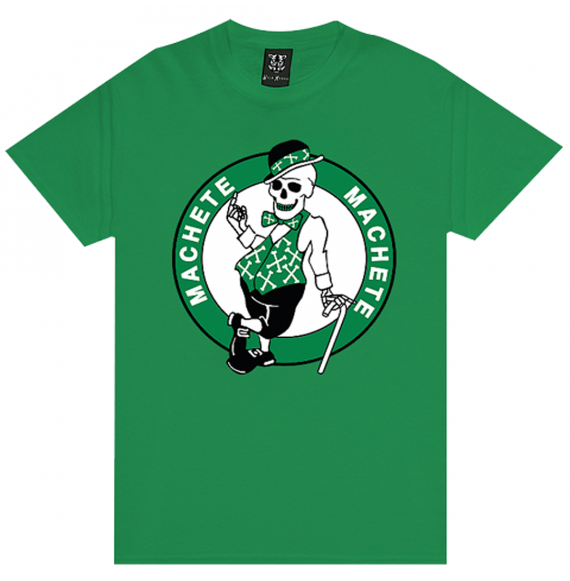 "Machete T-Shirt ""Bones..."