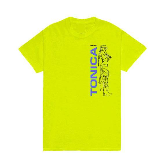 """Beba T-Shirt """"Tonica"""" Yellow"""