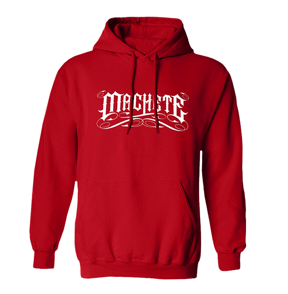 Machete Empire Hoodie Red