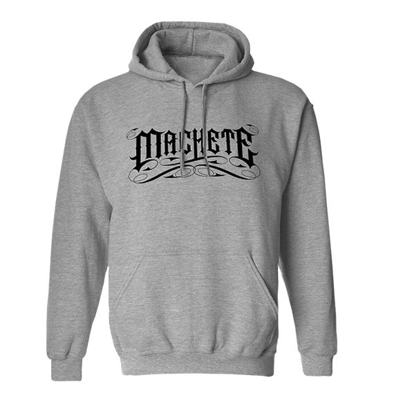 Machete Empire Hoodie Grey