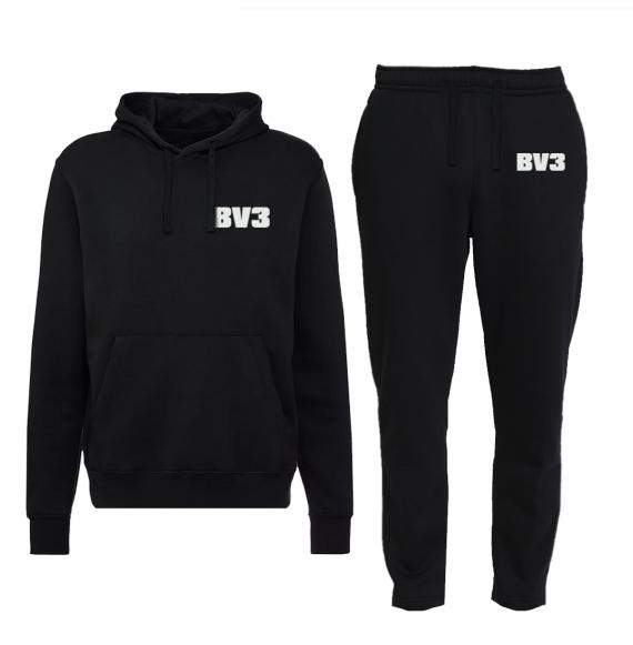 BV3 Suit Black