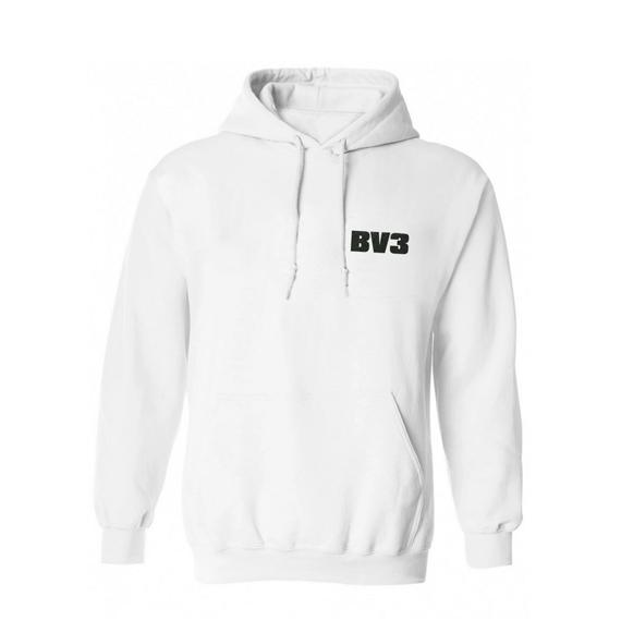 BV3 Hoodie White