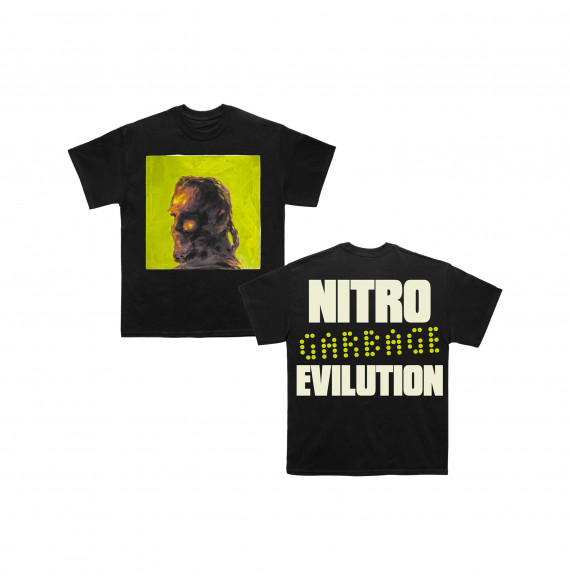 "Nitro T-Shirt ""Evilution""..."